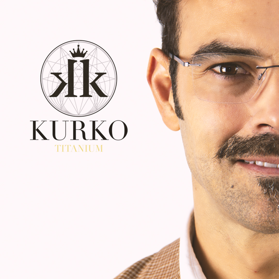 Gafas al aire Kurko Titanium