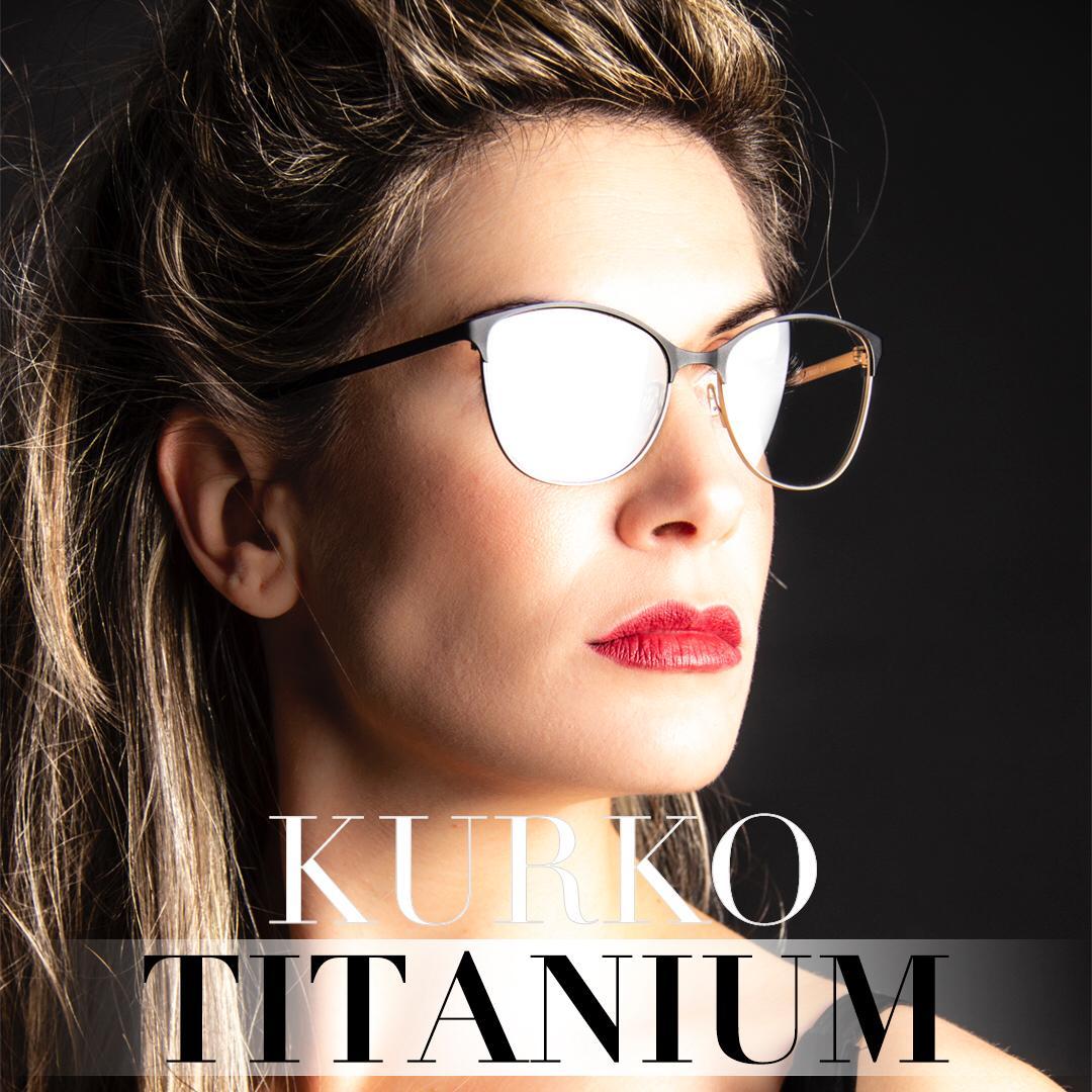 Diseño gafas titanio