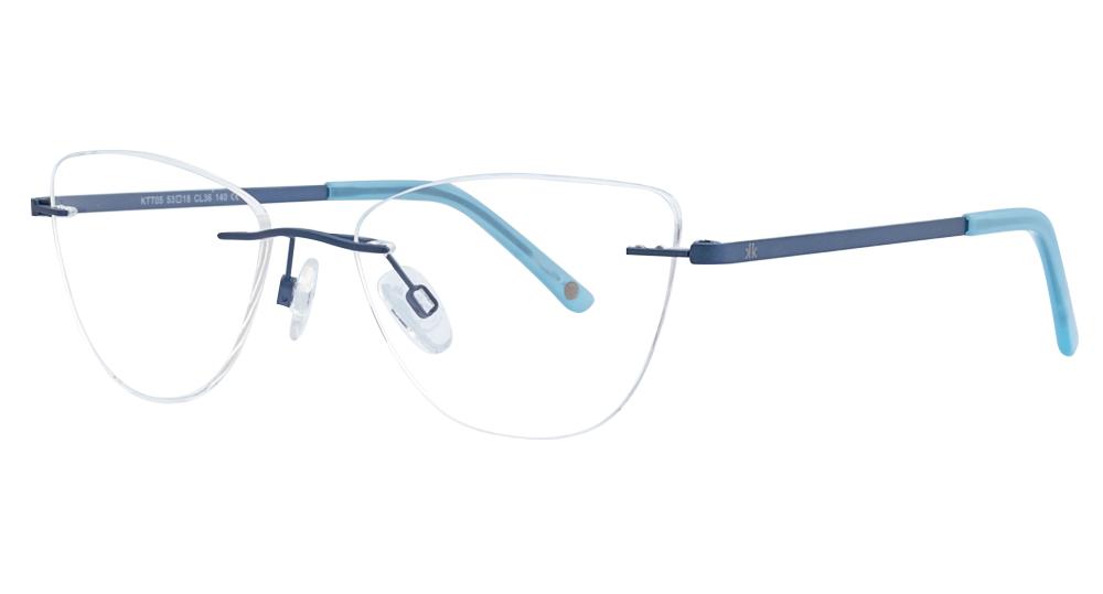 Kurko Dione cl36 Gafas con forma ojo de gato