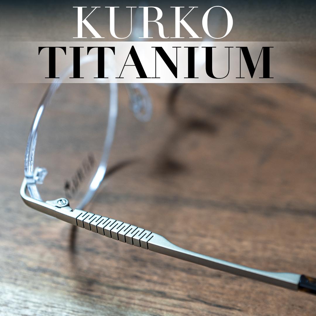 Varilla flexible Kurko Titanium