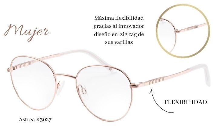 Gafas flexibles